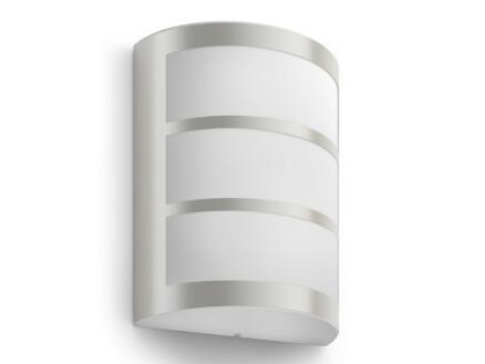 Philips myGarden Python applique murale extérieure LED 6,5W inox