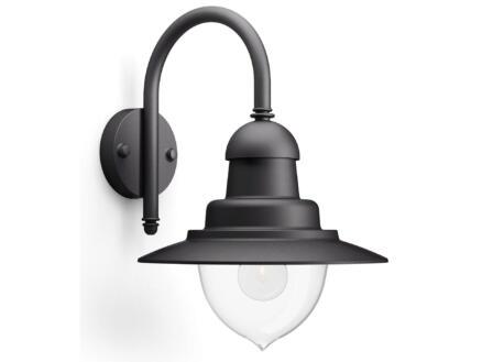 Philips myGarden Raindrop wandlamp E27 max. 60W  zwart