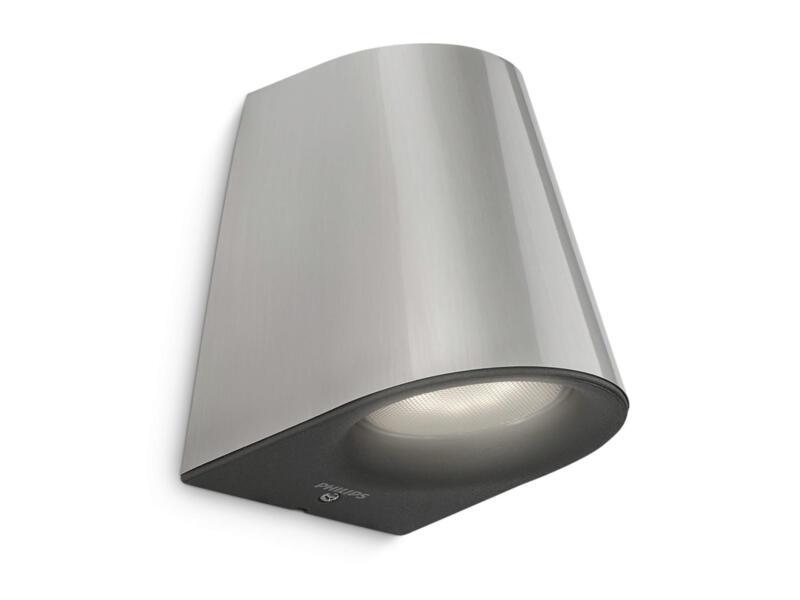Philips myGarden Virga LED wandlamp 3W grijs