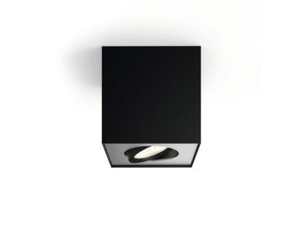 Philips myLiving Box spot de plafond LED 4,5W dimmable noir