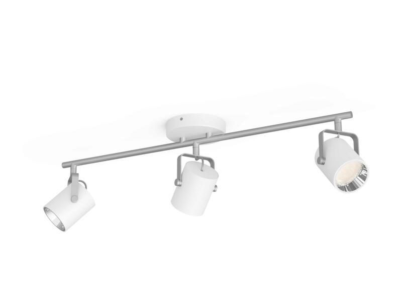 Philips myLiving Byre LED balkspot 3x4,3W wit