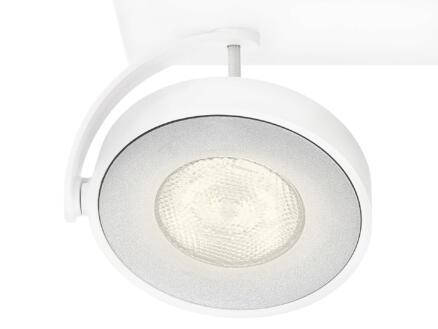 Philips myLiving Clockwork LED balkspot 4x4 W dimbaar wit