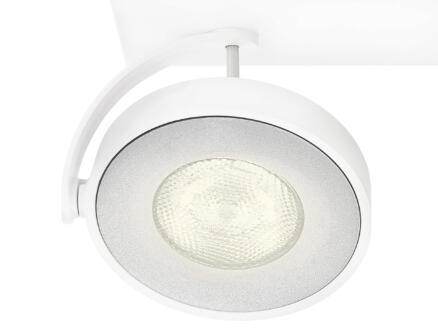 Philips myLiving Clockwork LED wandspot 4,5W dimbaar wit