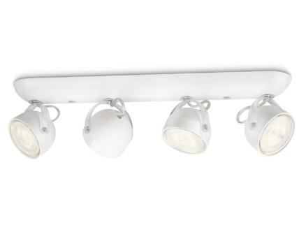 Philips myLiving Dyna LED balkspot 4x3W wit