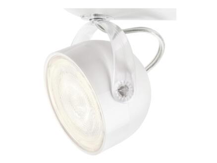Philips myLiving Dyna LED plafondspot 3x3W wit