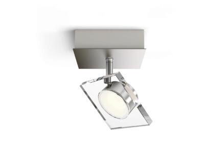 Philips myLiving Golygon LED wandspot 4,5W dimbaar chroom