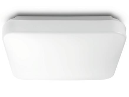 Philips myLiving Mauve plafonnier LED carré 17W blanc