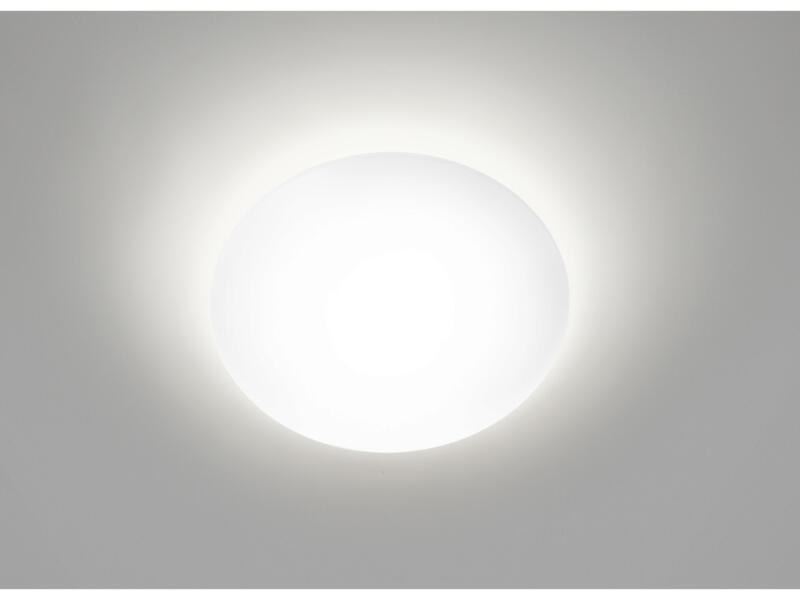 Philips myLiving Suede plafondlamp 4x10W wit