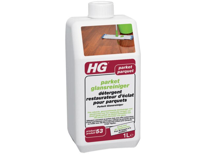 HG nettoyant brillance parquets 1l