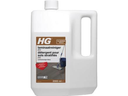 HG nettoyant brillance sols stratifiés 2l