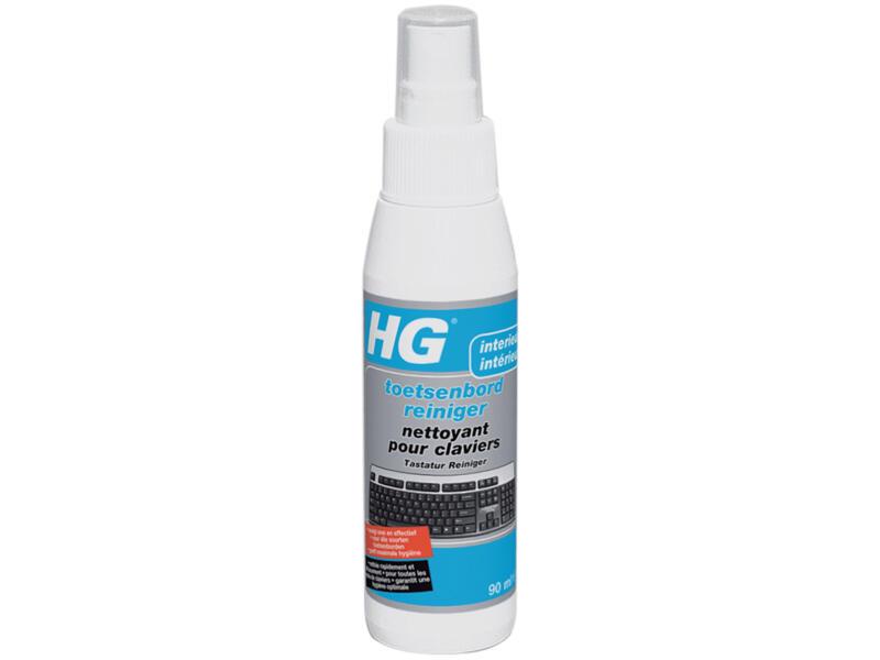HG nettoyant claviers 90ml