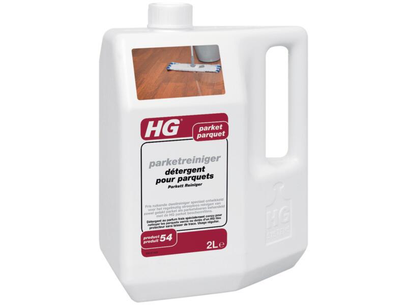 HG nettoyant parquets 2l