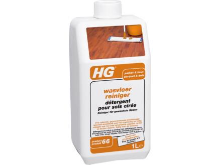 HG nettoyant sols cirés 1l