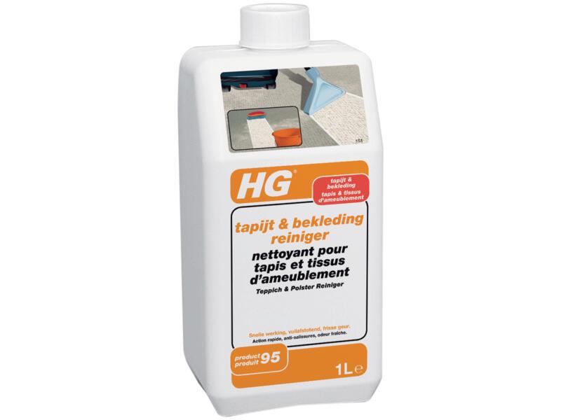 HG nettoyant tapis et tissus d'ameublement 1l