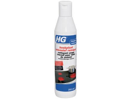 HG nettoyant usage intensif table de cuisson 250ml