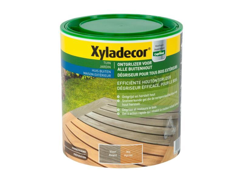 Xyladecor ontgrijzer 1l transparant