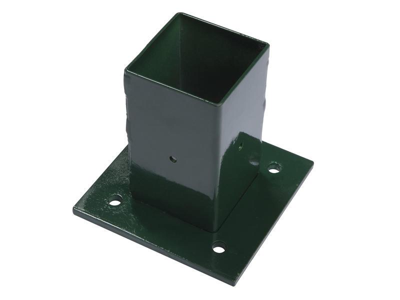 Giardino paalhouder 6x6 cm groen