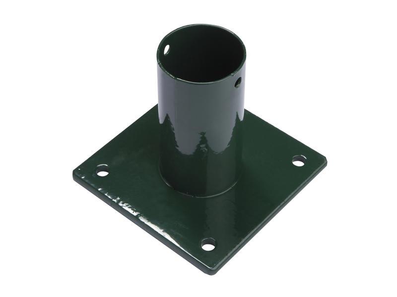 Giardino paalhouder ronde paal 60mm groen