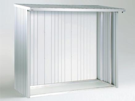 Biohort panneau arrière pour WoodStock 150 gris foncé métallique