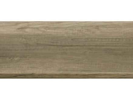 CanDo panneau de meuble 250x30 cm 18mm chêne patiné