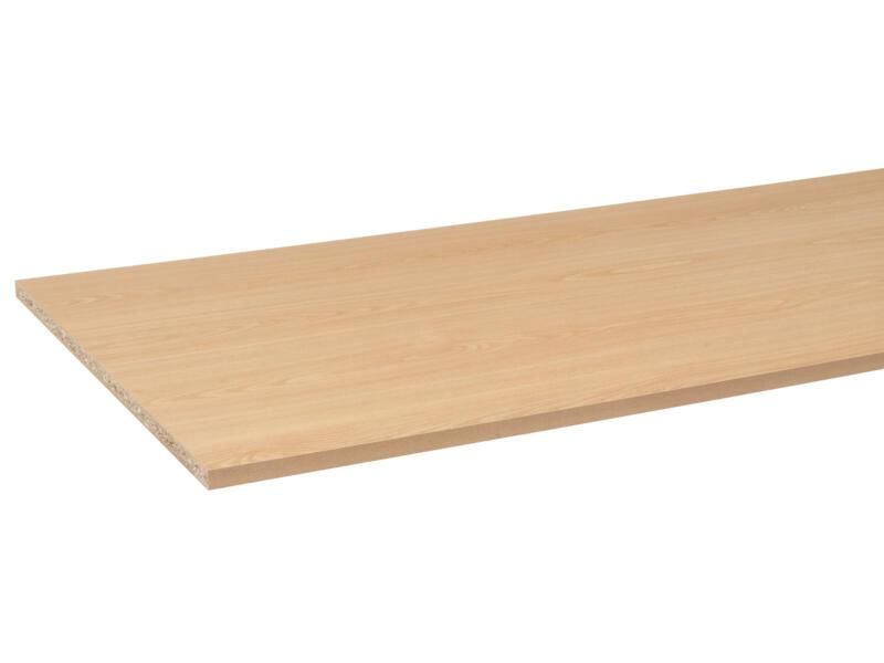 CanDo panneau de meuble 250x60 cm 18mm hêtre
