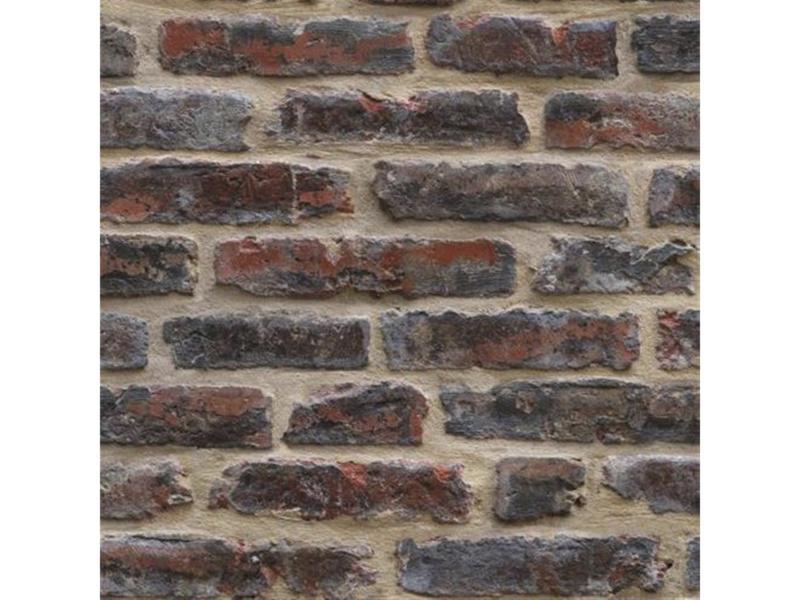 Superfresco Easy papier peint intissé Bricks rouge