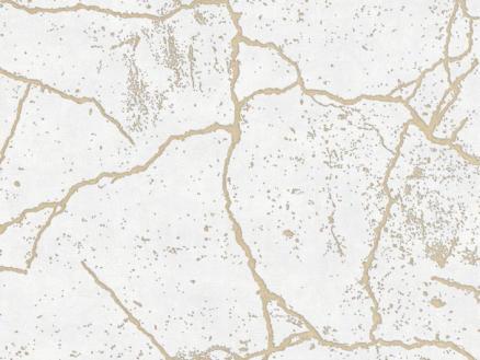 Superfresco Easy papier peint intissé Kintsugi d'or