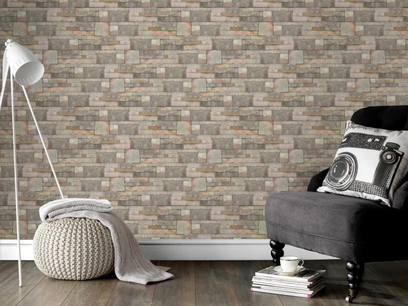Superfresco Easy papier peint intissé Sandstone beige