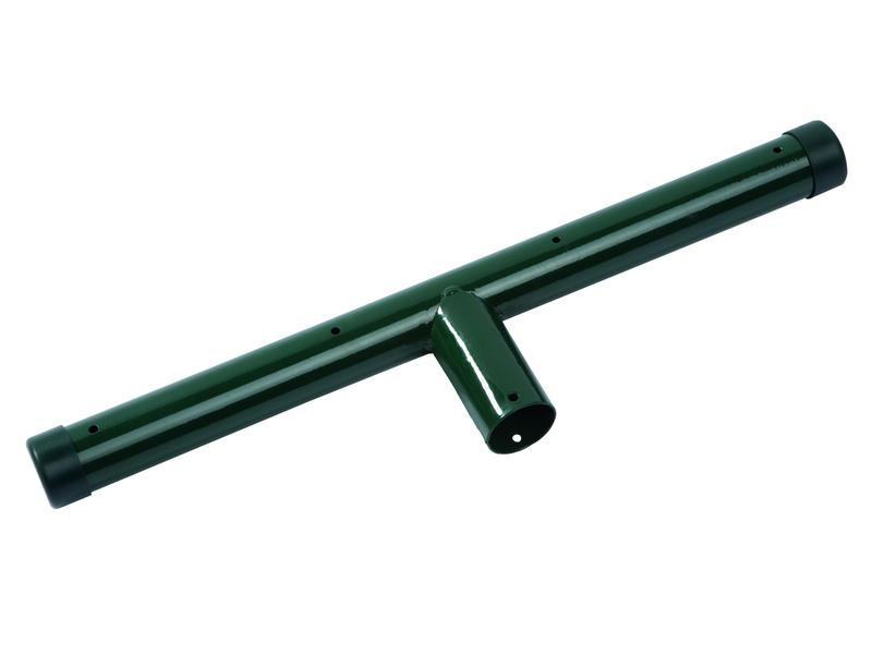 Giardino pièce en T pour piquet à linge 60mm vert