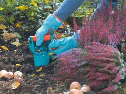 Gardena plantoir à bulbes 25,3x12,5x14 cm