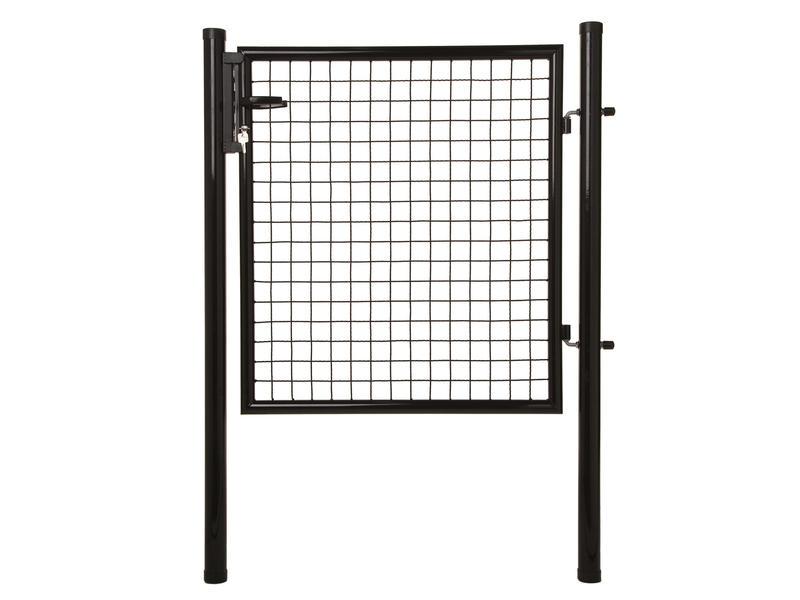Giardino portillon 100x175 cm noir