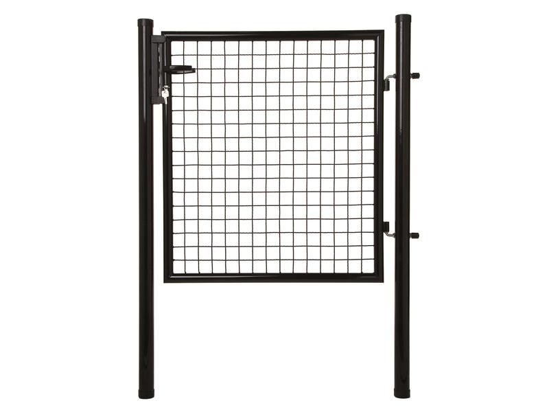 Giardino portillon 100x200 cm noir