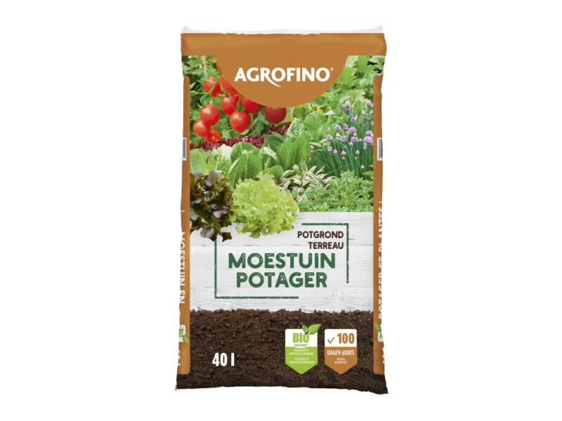 Agrofino potgrond voor moestuin 40l