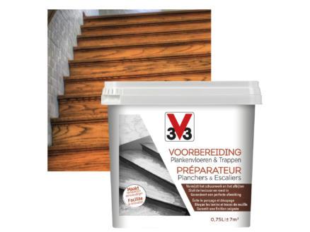 V33 préparateur planchers & escaliers satin 0,75l