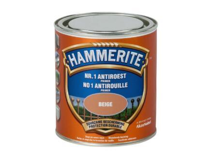 Hammerite primer anti-roest 0,5l beige