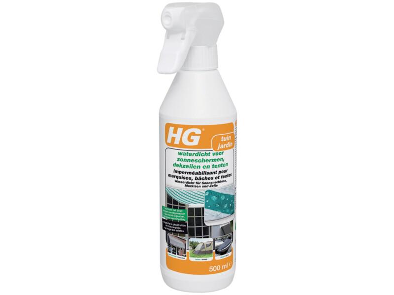 HG produit imperméabilisant marquises, bâches et tentes 500ml