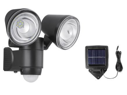 Prolight projecteur LED solaire avec détecteur PIR 6W 360lm