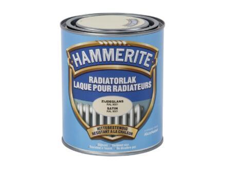 Hammerite radiatorlak 0,75l crèmewit