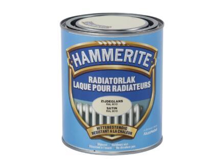 Hammerite radiatorlak 0,75l zuiver wit