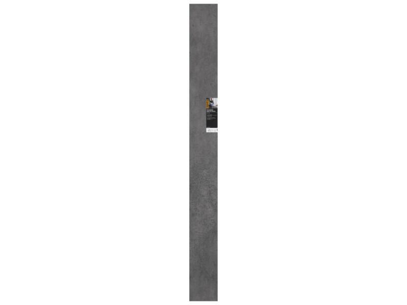 CanDo rebord de fenêtre 29x302x3,8 cm béton foncé
