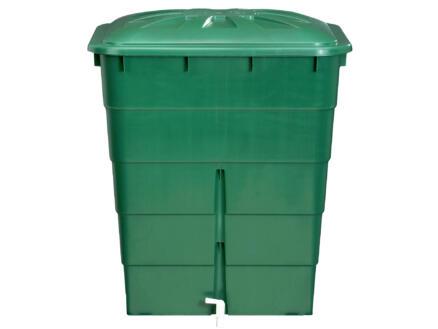 Garantia regenton rechthoekig 300l groen