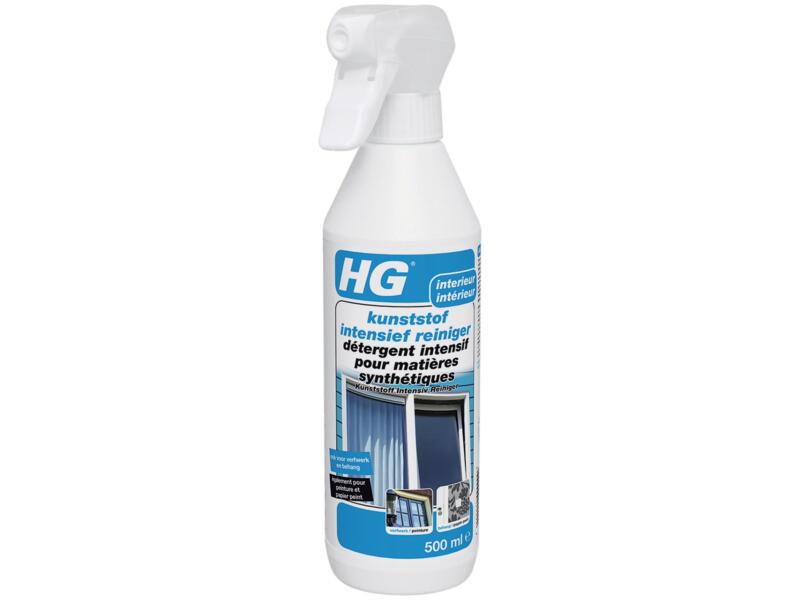 HG reiniger intensief kunststof 500ml