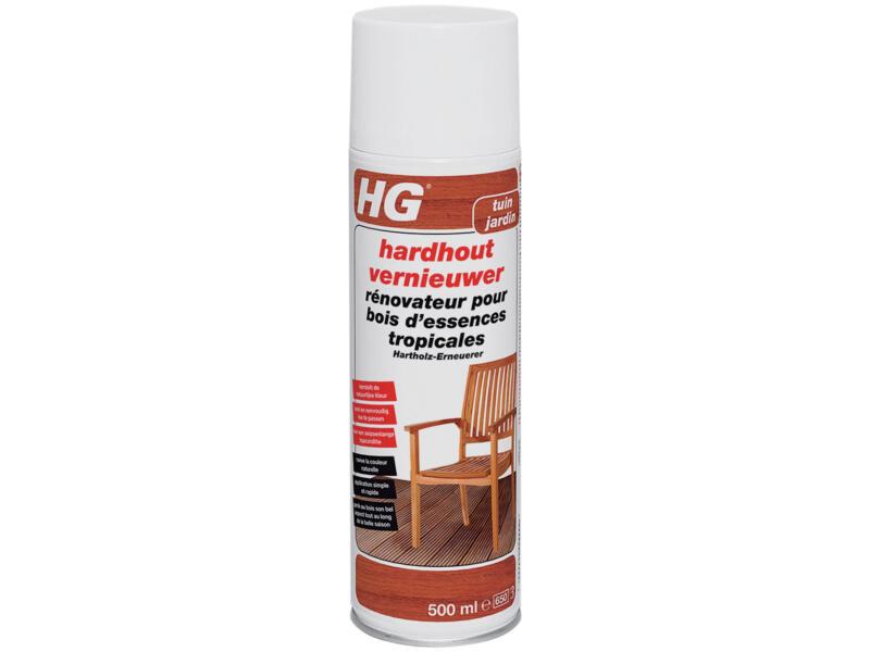 HG rénovateur bois d'essences tropicales 500ml