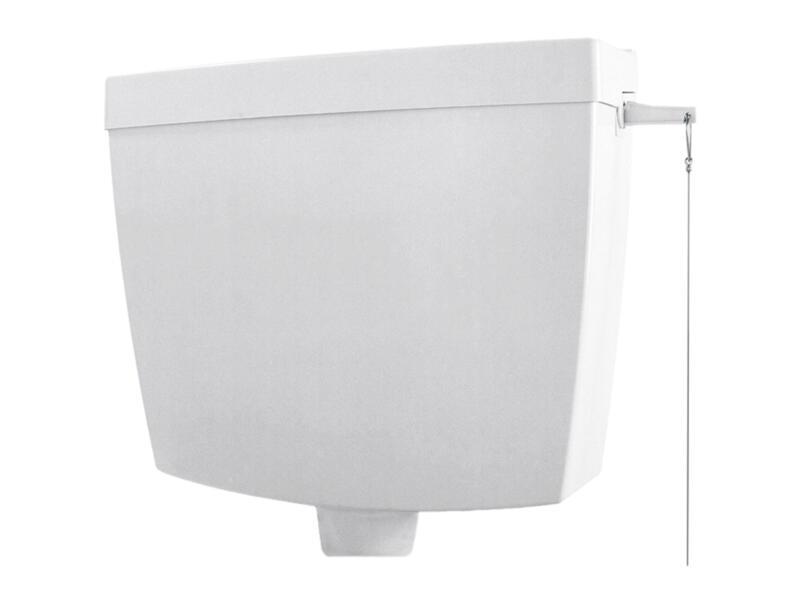 Van Marcke go réservoir WC haut à chaînette