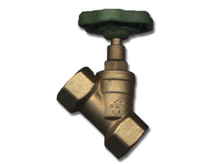 Saninstal robinet d'arrêt sans purgeur FF 1/2