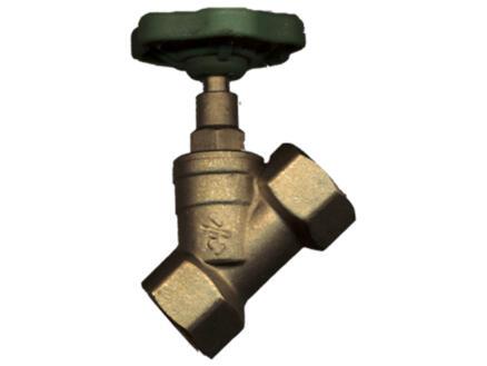 Saninstal robinet d'arrêt sans purgeur FF 3/4