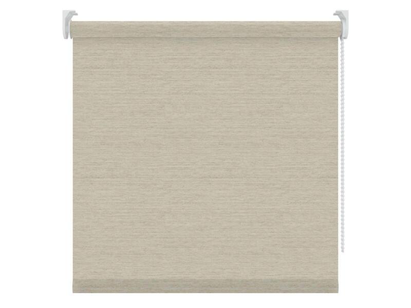 Decosol rolgordijn lichtdoorlatend 120x190 cm linnen
