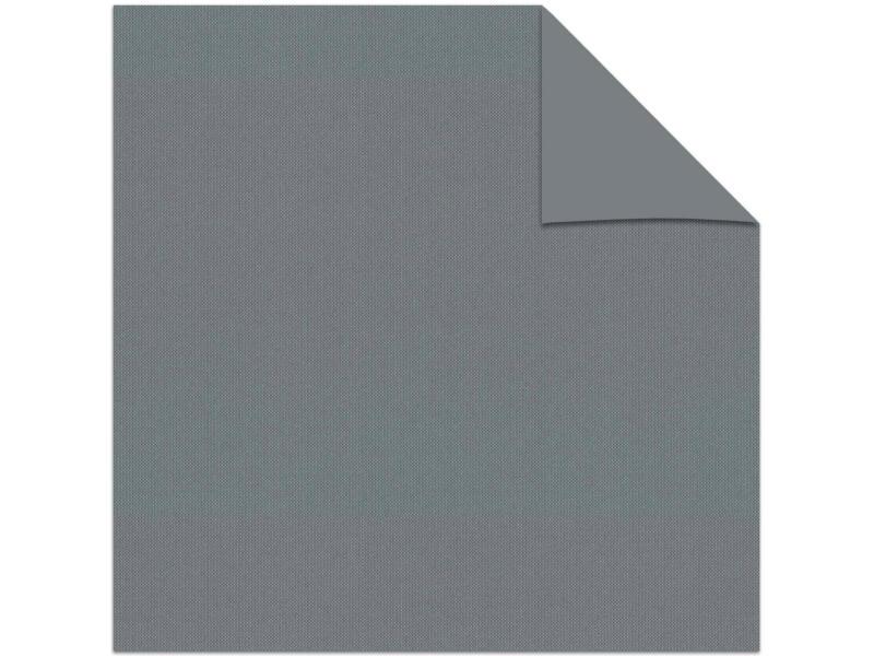 Decosol rolgordijn verduisterend 120x190 cm steengrijs