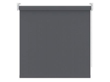 Decosol rolgordijn verduisterend 210x190 cm steengrijs