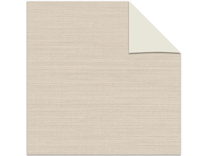 Decosol rolgordijn verduisterend 90x190 cm crème